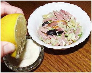 Салат праздничный,рецепты + с фото