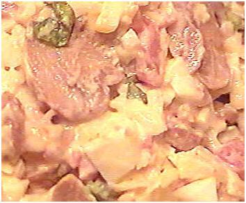 Салат зелёный, рецепты